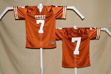 Texas Longhorns Nike 7 Football Jersey Youth Large O