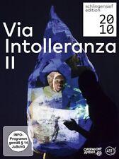 VIA INTOLLERANZA II - SCHLINGENSIEF,CHRISTOPH/BRIGITTE CUVELIER  2 DVD NEU