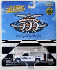 JL INDIANAPOLIS 500 RACE EMERGENCY VEHICLES 2000 CHEVY SILVERADO OFFICIAL TRUCK