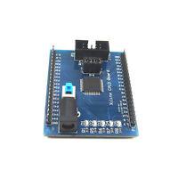 CPLD Xilinx XC9572XL AVR development board test board+4 programm LED L2KD