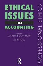 Ethical Issues in Accounting (Professional Ethics)-ExLibrary