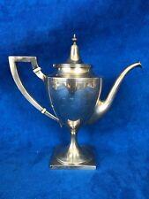 INTERNATIONAL Sterling Silver Teapot / Coffee Pot C1583