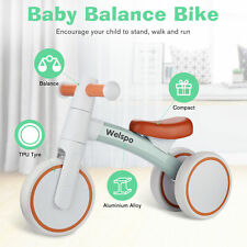 Baby Balance Bike Birthday Gifts Pedal-less Toddlers Infant Walker,12-36 Months