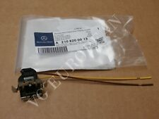 Mercedes Benz Genuine W210 E-Class Headlight Wiring Harness 2108200013 NEW