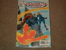 Marvel FANTASTIC FOUR Authoritative Action Part 6 #508/79 DIRECT EDITION (Comics