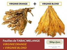 FEUILLE DE TABAC VIRGINIE BLOND / VIRGINIE ORANGE 2KG