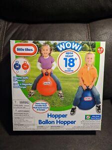 "Brand New Little Tikes Mega Hopper Bouncing Ball Toy 18"" -"