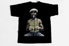 Vintage Reggae T-Shirt Lee Scratch Perry The Upsetter Jamaica ska two tone