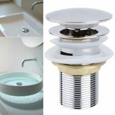 Bonde de lavabo clic-clac pour évier avec joints en silicone Drain Sink stopper
