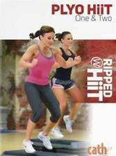 CATHE FRIEDRICH RIPPED WITH HIIT PLYO HIIT ONE AND TWO DVD NEW SEALED