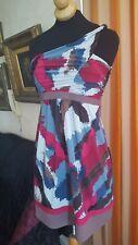 Authentic BC BG MAX AZRIA  MINI ONE SHOULDER DRESS SZ XS