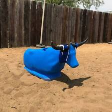 ROPING DUMMY  New ELECTRIC BLUE Something Dummy Something Steer