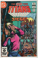 The New Teen Titans #35 (Oct 1983, Dc) Choose One [Newsstand or Direct] Wolfman