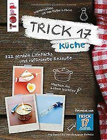 Trick 17 - Küche: 222 geniale Handgriffe und raffin...   Buch   Zustand sehr gut