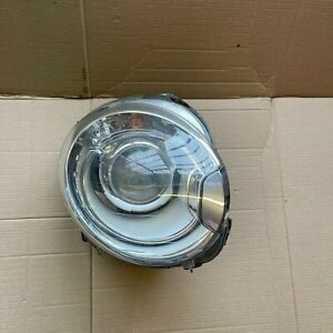 FIAT 500 500C ABARTH 2014 FRONT DRIVERS/RIGHT XENON HEADLIGHT