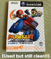 Mario Kart Double Dash Nintendo Gamecube GC Japan【Tested&Works well!!】