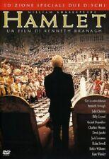HAMLET - EDIZIONE SPECIALE 2 DISCHI (DVD) ED. ITALIANA