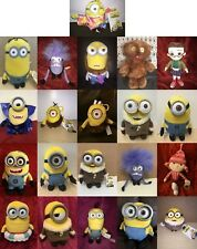 Soft Toy Minion Film Characters Despicable Me New & Used