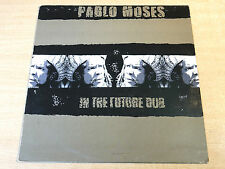 EX !! Pablo Moses/In The Future Dub/2000 Walboomers LP