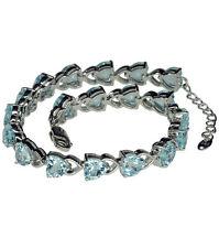 Topaz Sterling Silver Fine Bracelets