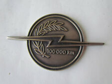 OPEL BLITZ 100.000 100000 km  - AUTOPLAKETTE PLAKETTE BADGE - PREISLER mileage