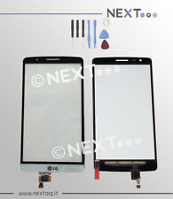 Touch screen per schermo display LG G3 D850 D855 bianco + kit riparazione