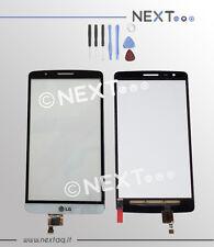 Touch screen per schermo display LG G3 D850 D855 bianco + kit riparazione