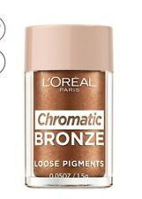 Loreal Chromatic Loose sparkly pigment Bronzer ☀️ 02 EVERYTHING IS PERMITTED ☀️