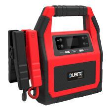 NEW DURITE 064940 0-649-40 Li-Polymer Light weight Jump Booster Pack 12 & 24V