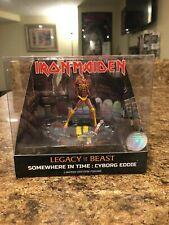 "Iron Maiden Legacy of the Beast ""SOMEWHERE IN TIME"" Incendium Eddie Mini-Diorama"