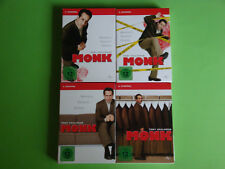 Monk Staffeln 1/2/3/4
