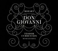 Teodor Currentzis - Mozart: Don Giovanni [CD]
