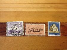 Assorted Stamps from Cyprus