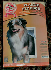 New listing Ideal Pet Products Ppdxl X-Large Plastic Pet Door with Telescoping Frame