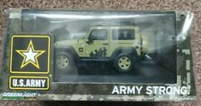 Sealed , Greenlight US Army jeep limited edition 1:43