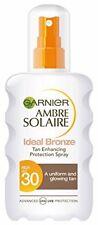 Ambre Solaire Ideal Bronze Tan Enhancing Sun Cream Spray SPF30