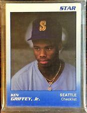 1989 Star Company KEN GRIFFEY, Jr. Limited Edition Set   B02105620