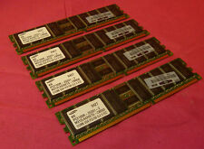 2GB Kit HP 261584-041 Samsung M312L6420ETS-CB0Q0 PC2100 DDR ECC Server Memory