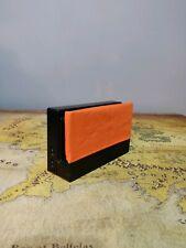 Orange Cotton Dock Sock - Nintendo Switch Dock Cover - Screen Protector - Sleeve