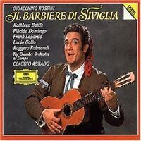 BATTLE/DOMINGO/ABBADO/COE - IL BARBIERE DI SIVIGLIA (GA) 2 CD NEU