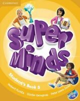 Super Minds Level 5 Student's Book with DVD-ROM, Lewis-Jones, Peter, Gerngross,
