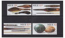 Niue - 1998 Ancient Weapons set - MNH - SG 850/3