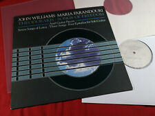 Theodorakis  SONGS OF FREEDOM  Williams Farandouri - LP CBS 60313 near mint