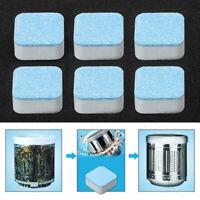 Washer Cleaner Effervescent Tablet Washing Machine Cleaning Detergent Fresh 10x
