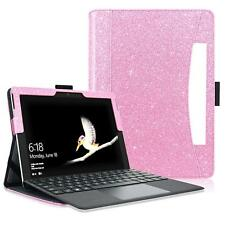 Microsoft Surface Go Case Pen Holder Stand Compatible With Type Cover Keyboard