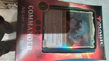 Magic the gathering commander deck sealed