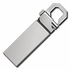 2TB 256GB Metal Keychain USB 2.0 Flash Drive Memory Stick Pen Thumb U Disk UK