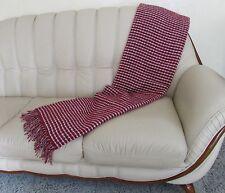 Englisches Wollplaid  Plaid  Couchdecke Fernsehdecke Tagesdecke 150x205