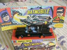 CORGI 267  BATMAN/BATMOBILE( REPRO BOX /INSTRUCTIONS ONLY)-NO CAR INCLUDED