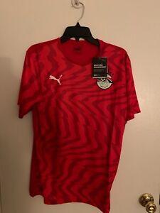 Puma Egypt National Team Soccer Jersey *BRAND NEW* MENS MEDIUM & LARGE